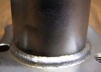 PRECISION ROBOTIC MIG WELDING